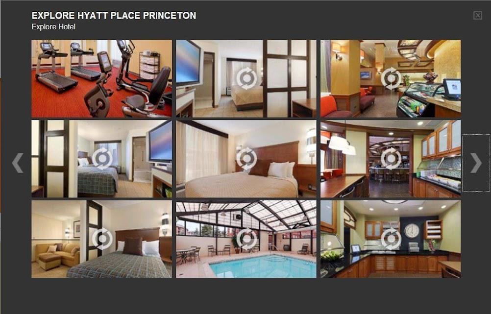 Hyatt place pool pic start making waves for Pool design bordentown nj